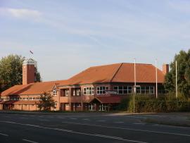 Feuerwehrhaus der Ortsfeuerwehr Nienburg - (c) SPD-Stadtratsfraktion
